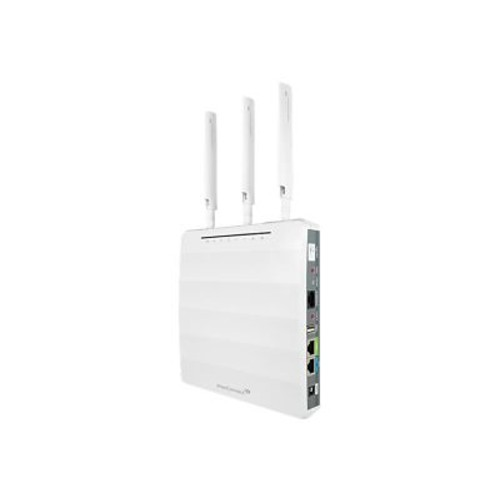 Amped Wireless APR175P ProSeries 1750 Mbps High Power Wi-Fi Access Point/Router, White