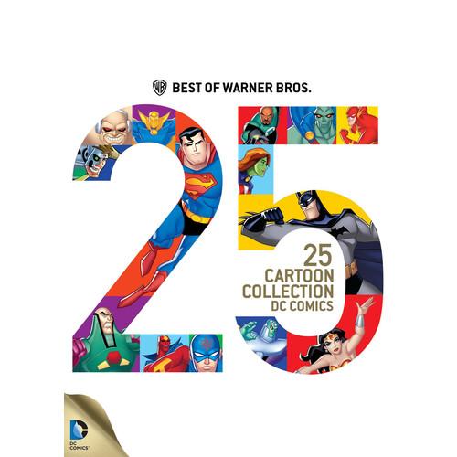Best of Warner Bros.: 25 Cartoon Collection - DC Comics [2 Discs] [DVD]