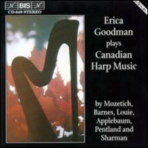 Canadian Harp Music / Various - 01459203