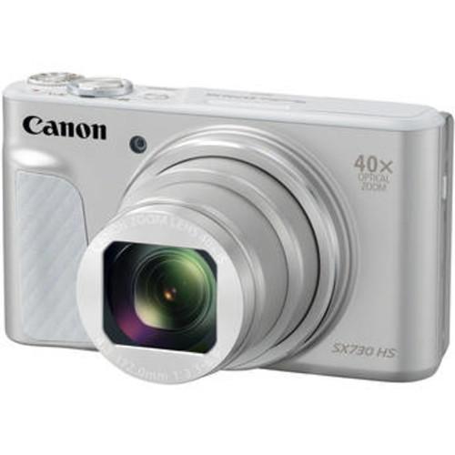 PowerShot SX730 HS Digital Camera (Silver)