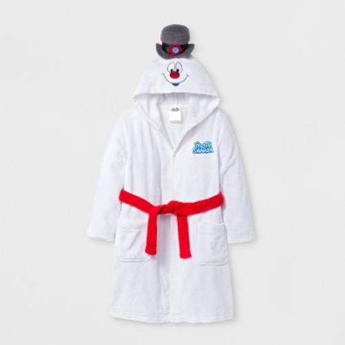 Boys' Frosty the Snowman Robe 10-12