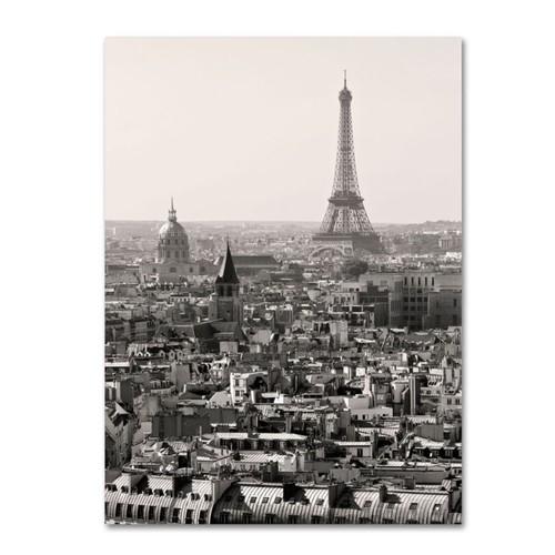 Trademark Fine Art 'Paris' 22