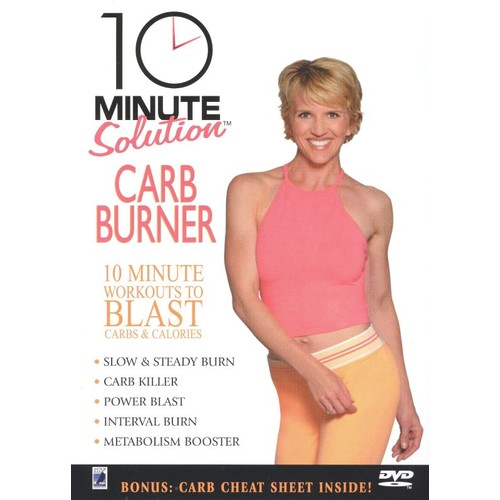 10 Minute Solution Carb Burner