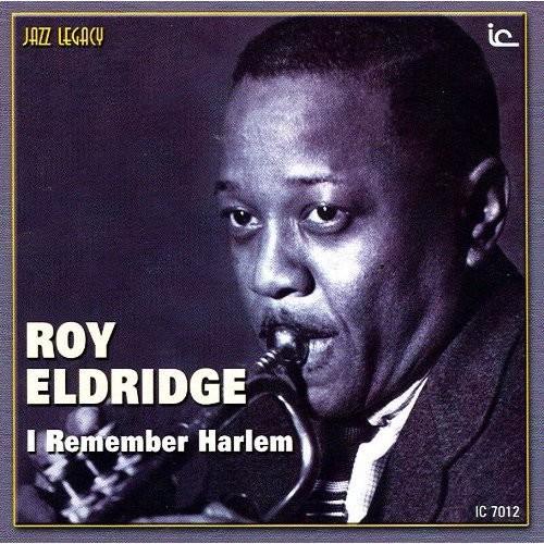 I Remember Harlem [CD]