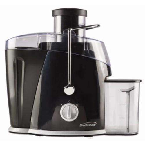 Brentwood Appliances JC452B 400 Watt Juice Extractor In Black