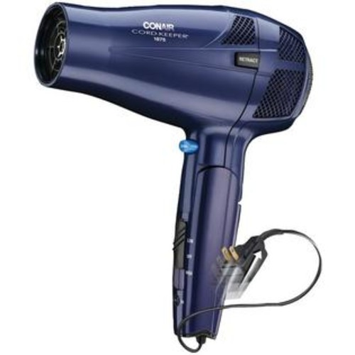 Conair (Price/each)CONAIR 289 1,875-Watt Cord-Keeper Folding Dryer