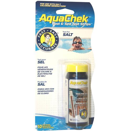 AquaChek Water Testing Strips ( White - Salt)