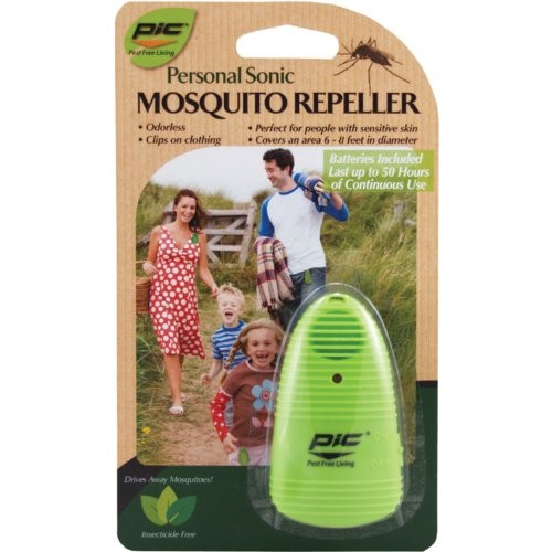 PIC Personal Sonic Mosquito Repeller [Personal Mosquito Repeller]