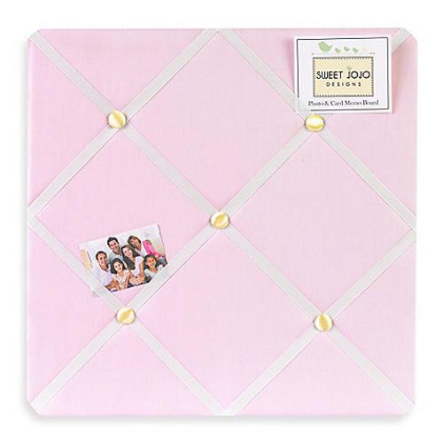 Sweet Jojo Designs Ballerina Fabric Memo Board