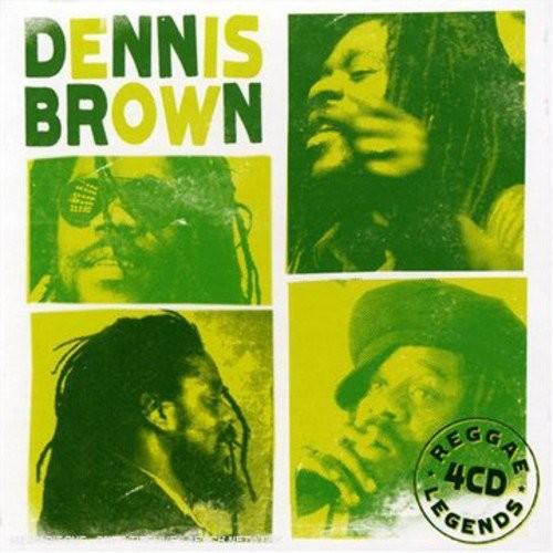 Reggae Legends [CD]