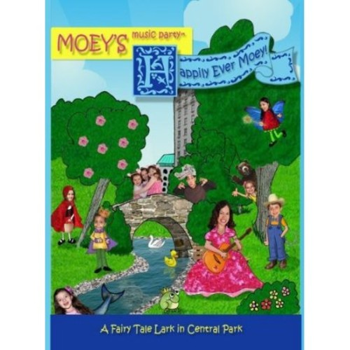 Happily Ever Moey! A Fairy Tale Lark In Central Park [CD & DVD]