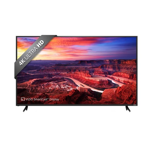 VIZIO E-Series 70 in. Full Array LED 2160p 60Hz Internet Enabled SmartCast Ultra HDTV with Built-In Wi-Fi