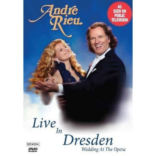 Live in Dresden: Wedding at The Opera (DVD)