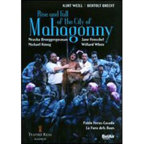 Rise and Fall of the City of Mahagonny WSE 2/DD5.1