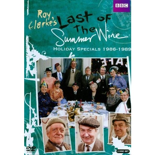 Last of the Summer Wine: Holiday Specials 1986-1989 [2 Discs] [DVD]