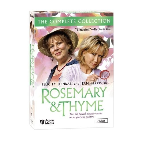 Rosemary & Thyme: The Complete Collection [7 Discs] [DVD]
