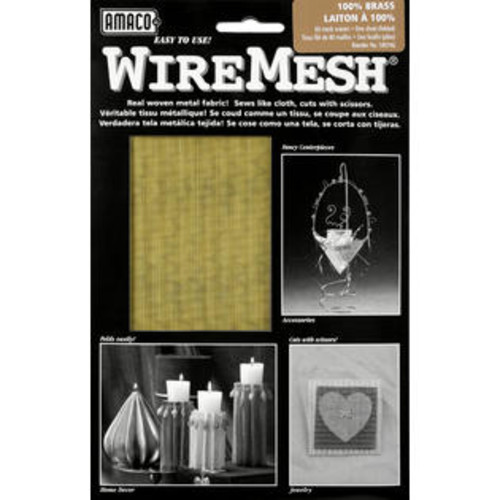 Amaco Brent WireMesh #80 16