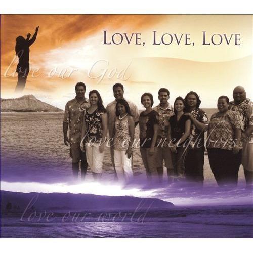 Love, Love, Love [CD]