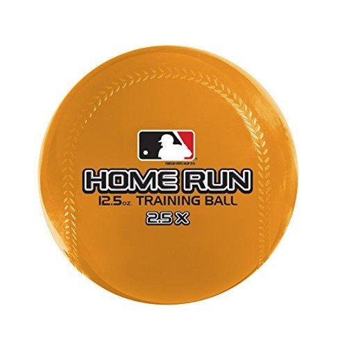 Franklin Sports MLB Home Run Training Bat Speed Ball, 12.5-Ounce