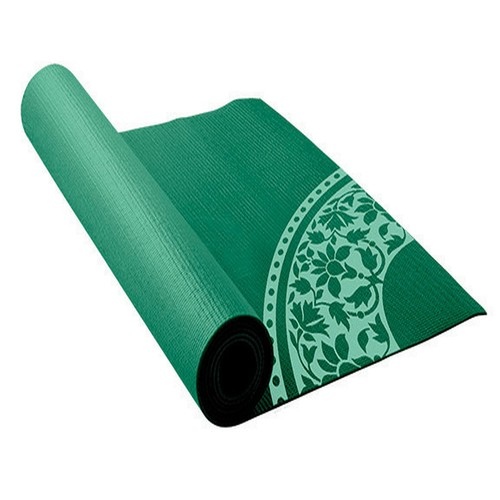 Lotus 5MM Printed Yoga Mat