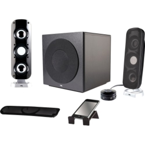 Cyber Acoustics CA-3908 2.1 Speaker System