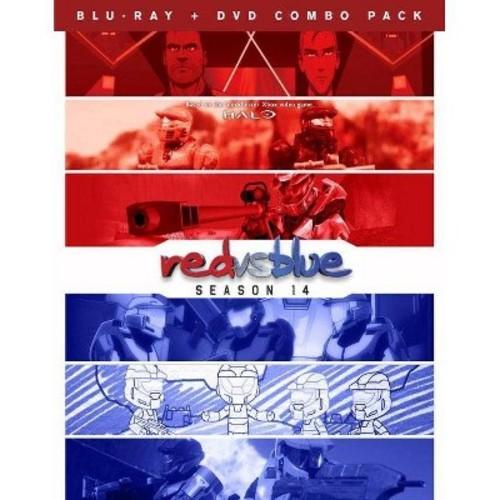 Red Vs Blue:Season 14 (Blu-ray)