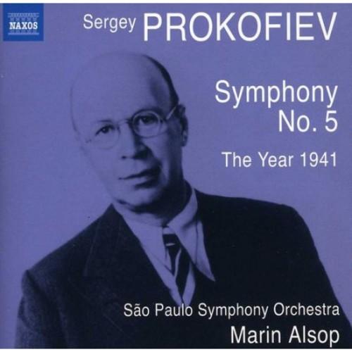 Prokofiev: Symphony No. 5; The Year 1941 [CD]