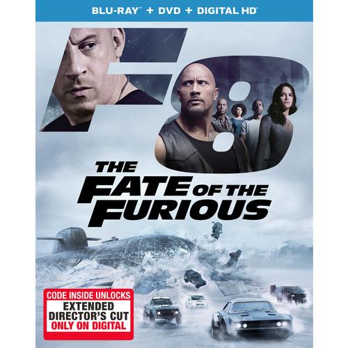 Fate of the Furious (Blu-ray / DVD / Digital HD)