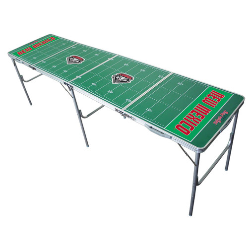 Mexico Lobos 2' x 8' Tailgate Table