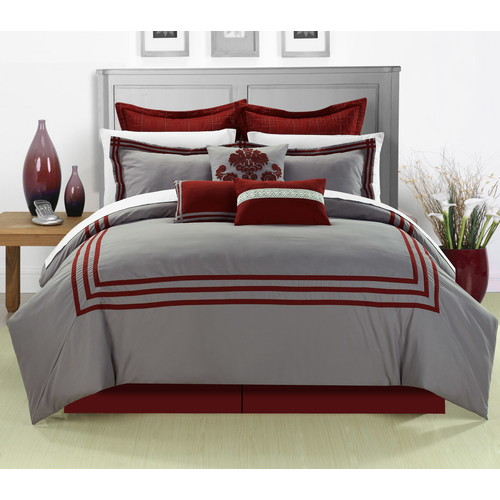 Chic Home Cosmo 12pc Comforter Set