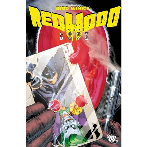 Batman: Red Hood - The Lost Days