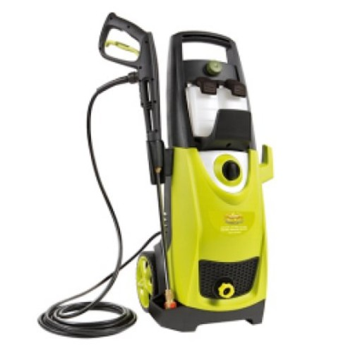 Sun Joe Pressure Joe 2030 Psi 1.76 Gpm 14.5-amp Electric Pressure Washer With Hose Reel - 2030 Psi - 1.80 Kw Motor - 1.8 Gal/min - Cold - Electric - Ac Supply Powered (spx3001)