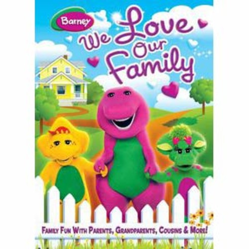 Barney: We Love Our Family P&S DD2