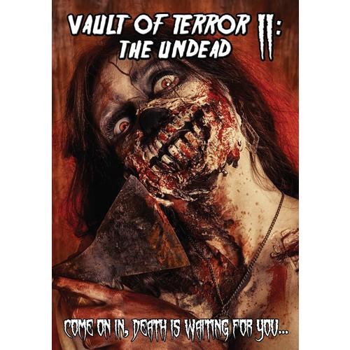 Vault of Terror II: The Undead [DVD] [2015]
