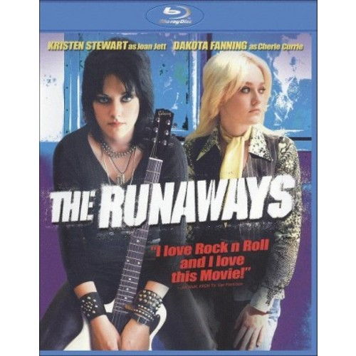 The Runaways [Blu-ray] WSE DD5.1/DHMA