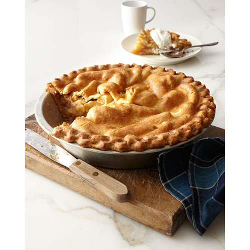 Deep-Dish Apple Pie, For 10-12 People
