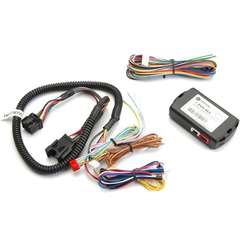 Fortin EVO-CHR.T4 Digital remote start system for select 2008-up Chrysler, Dodge, Jeep, Ram, and VW vehicles