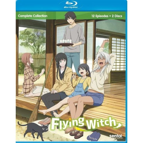 Flying Witch: Complete Collection [Blu-ray] [2 Discs]