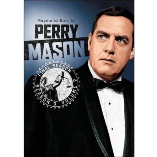 Perry Mason: Season 9, Final Season, Vol. 2 [4 Discs] [DVD]