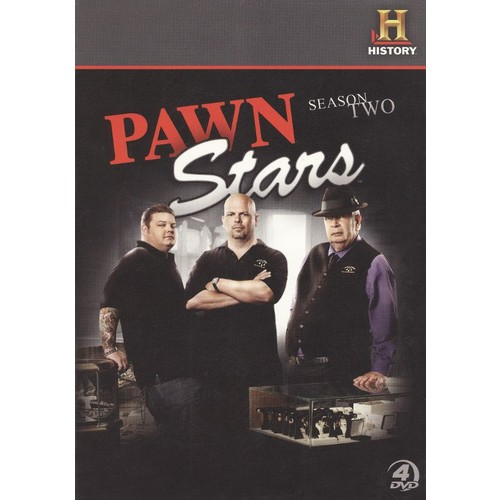 Pawn Stars: Season Two [4 Discs] [DVD]