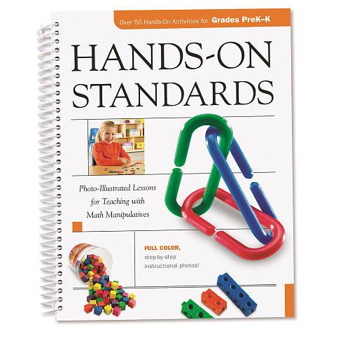 Learning Resources Hands-On Standards Handbook, PreK - K