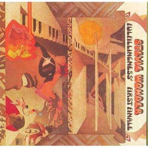 Stevie wonder - Fulfillingness first finale (CD)