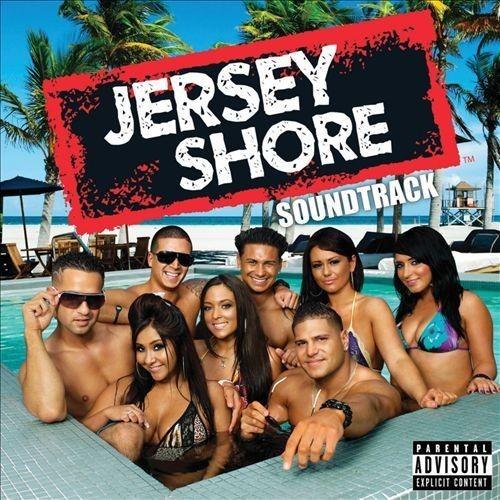Jersey Shore [CD] [PA]