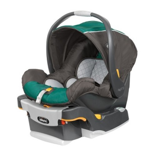 Chicco KeyFit 30 Infant Car Seat and Base - Fire