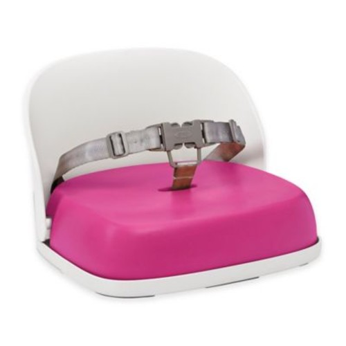OXO Tot Perch Booster Seat with Straps in Pink