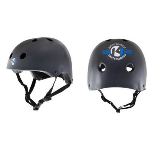 Kryptonics Black Starter Large/XL Helmet