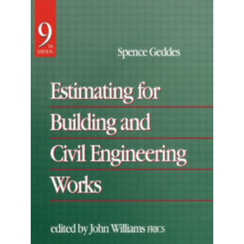 Estimating for Building & Civil Engineering Work / Edition 9