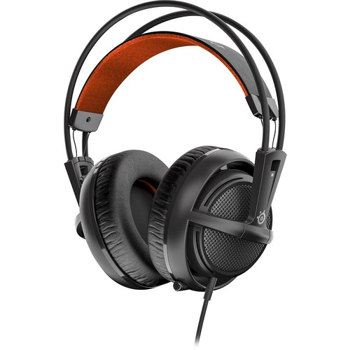 Siberia 200 Gaming Headset (Black)