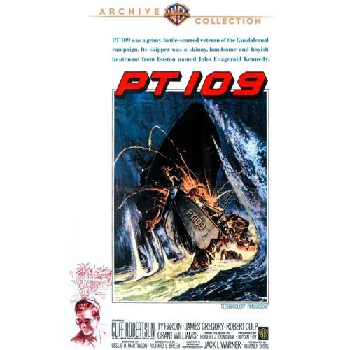 PT 109 [DVD] [1963]