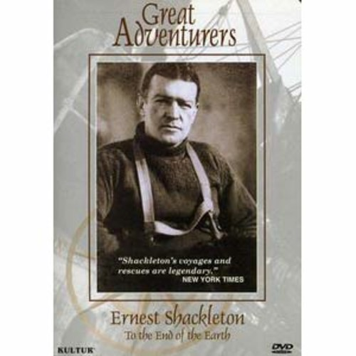 Great Adventurers: Ernest Shackleton - To the End of the Earth DD2